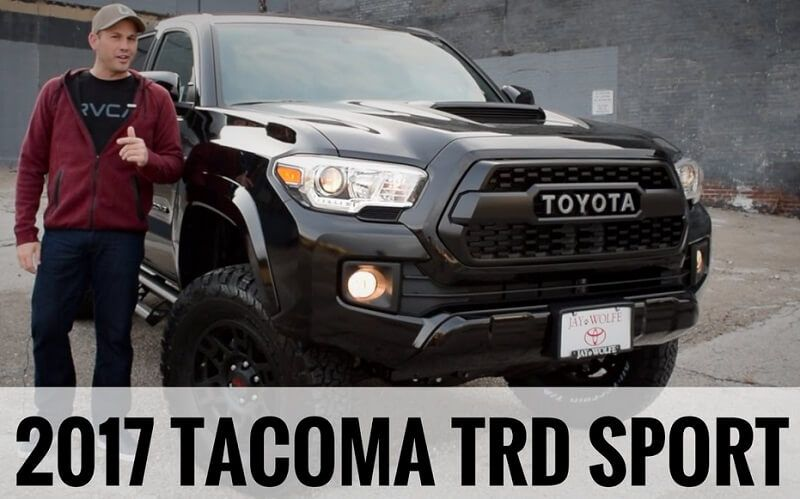 Video review of 2017 Toyota TRD sport. Simple