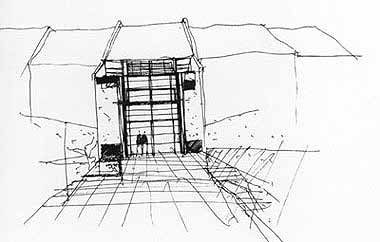 Architecture Drawing Practice glenn murcutt sketch | arq | pinterest | sketches, architects and