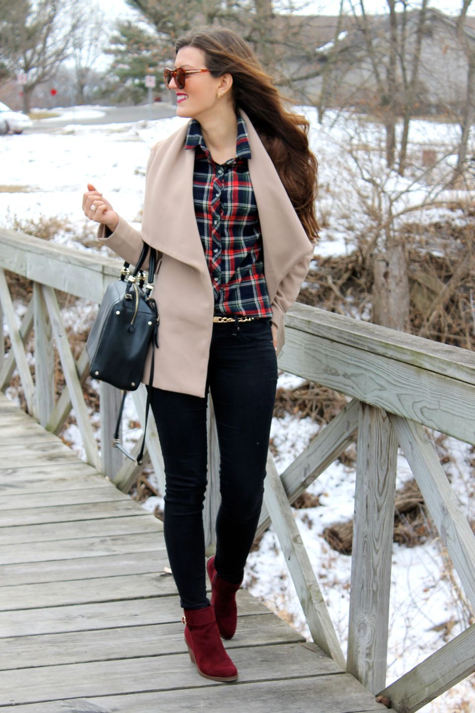 Perfect casual-chic outfit