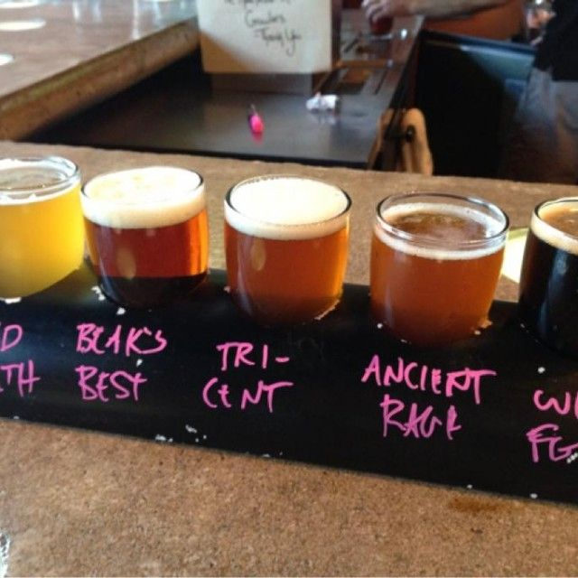 New Albanian Bank Street Brewery Indiana