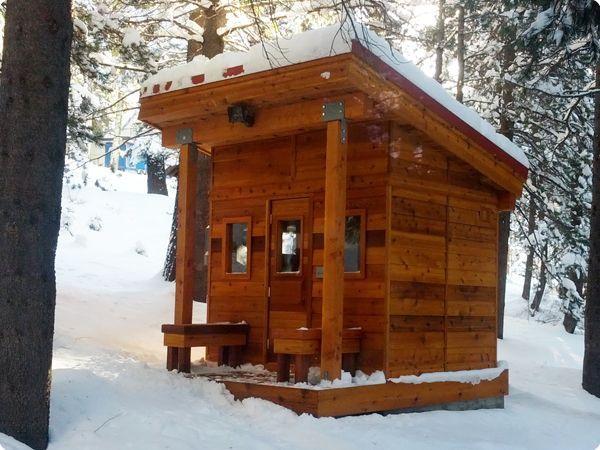 High Sierra Mountains Sauna Sauna In 2019 Outdoor