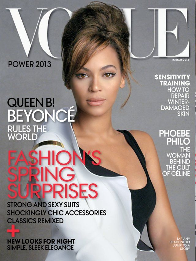 147b140eb Vogue Motion Cover - Beyonce March 2013 on Vimeo | BEYONCE in 2019 ...