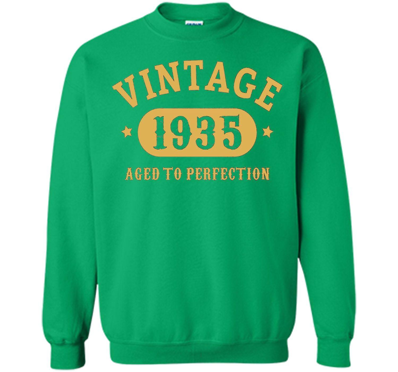 82nd Birthday B-day Gift 82 years old 1935 T-Shirt