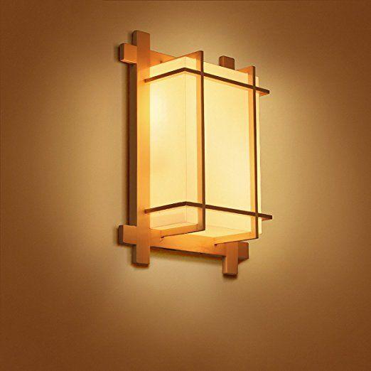 Applique Lèche-murs Lampe murale simple Salon Chambre à coucher en