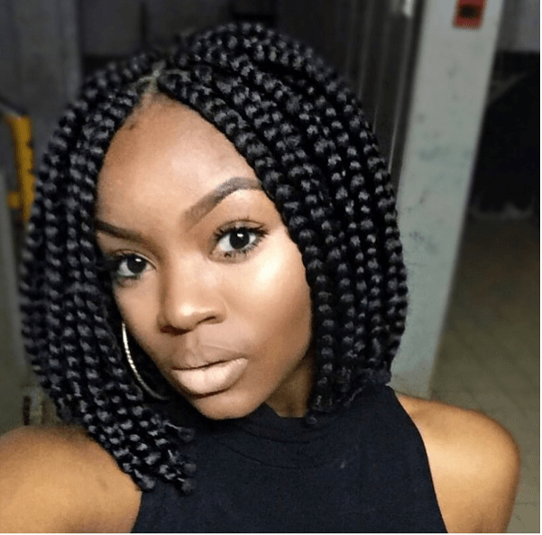 Protective Styling Tips Tricks And Benefits Bob Braids Hairstyles Cool Braid Hairstyles Braided Hairstyles