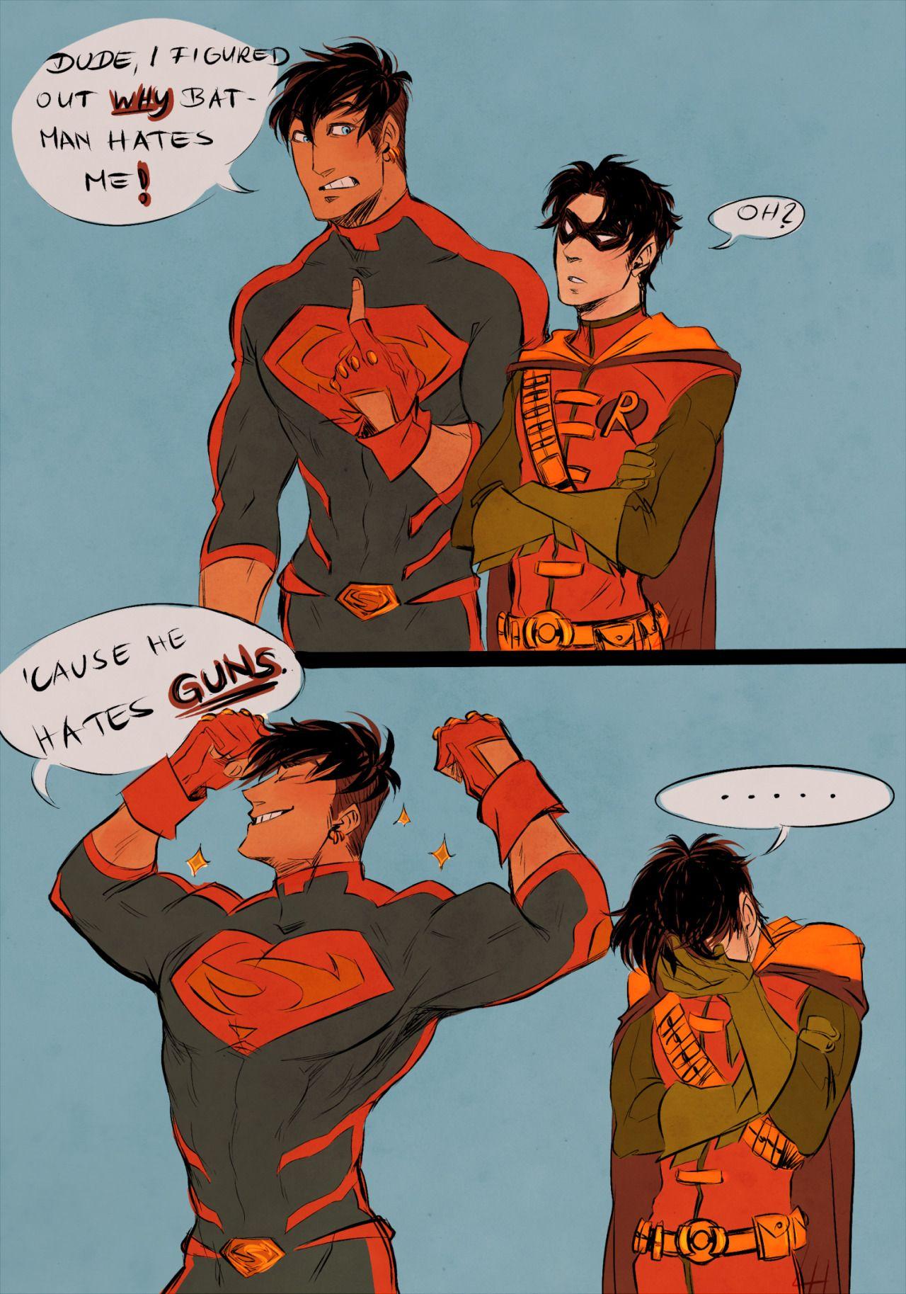 conner kent   Tumblr   Kid Flash   Marvel dc comics, Young justice