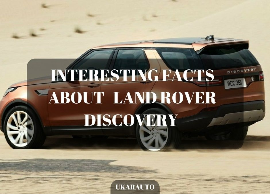 The longest cars of the first generation Discovery had a 295 ...
