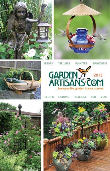 New Garden Ideas: Garden Decor Catalogs  Small backyard garden