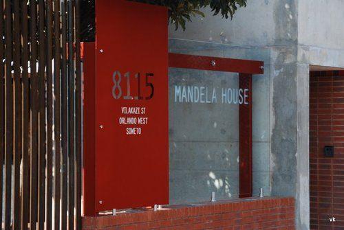 Soweto - Nelson Mandela House