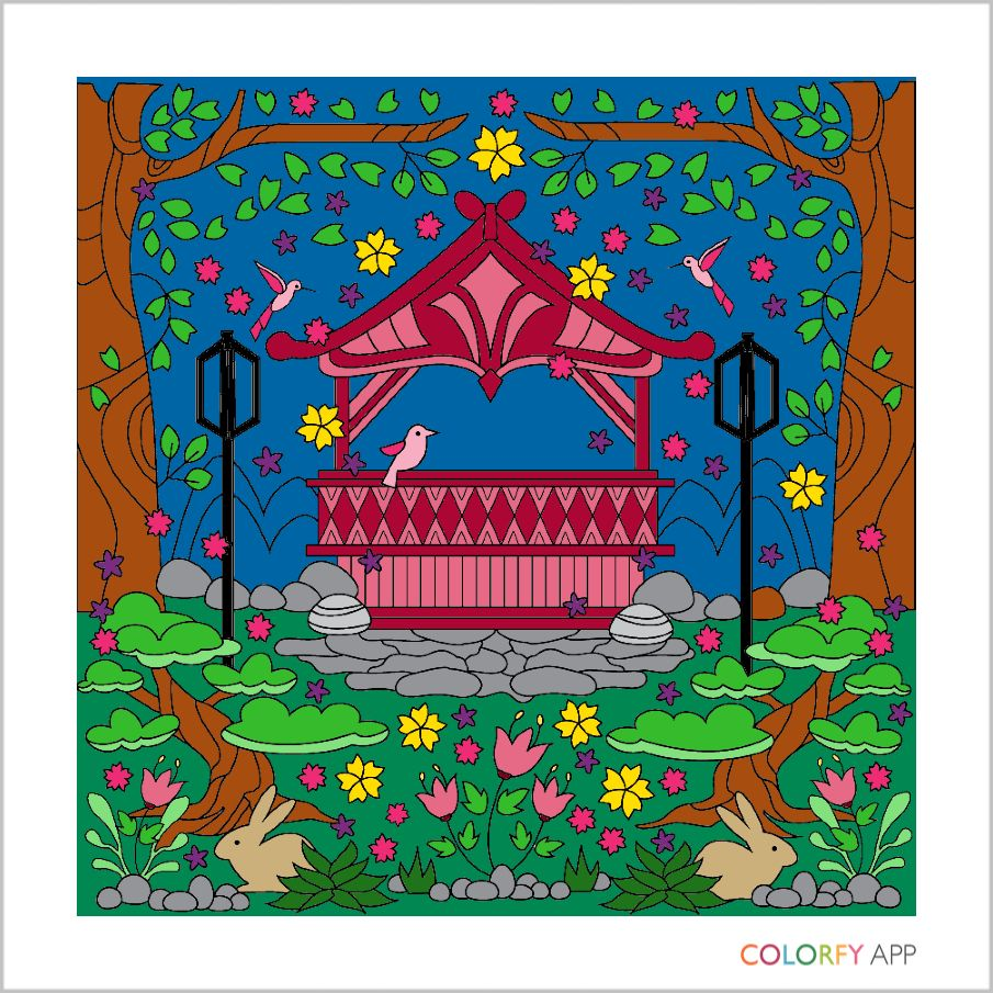 Colorfy coloring book for adults free online - Official Website Of Colorfy Coloring Book For Adults Free App Available For Iphone Ipad And Android