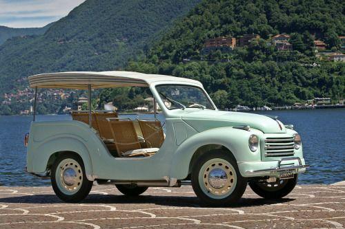 Fiat Topolino Belvedere Mare