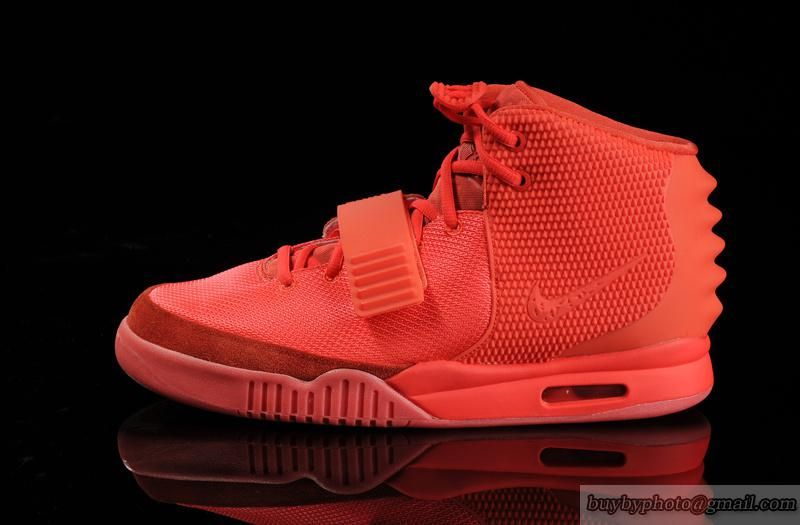 fb74ed28475e60 NIKE AIR YEEZY 2 Yeezy II NRG KANYE WEST Basketball Shoes Red October   cheapshoes  sneakers  runningshoes  popular  nikeshoes  authenticshoes