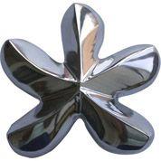 Bouton De Meuble Poisson Aluminium Brillant Leroy Merlin
