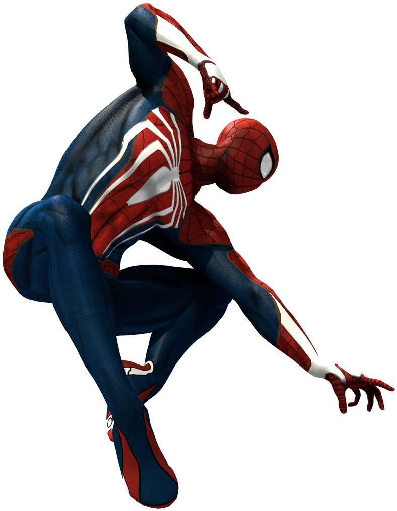 Spider Man Ps4 Thumbnail 1 By Https Www Deviantart Com Strikedahedgehog On Deviantart Spiderman Man Comic Books