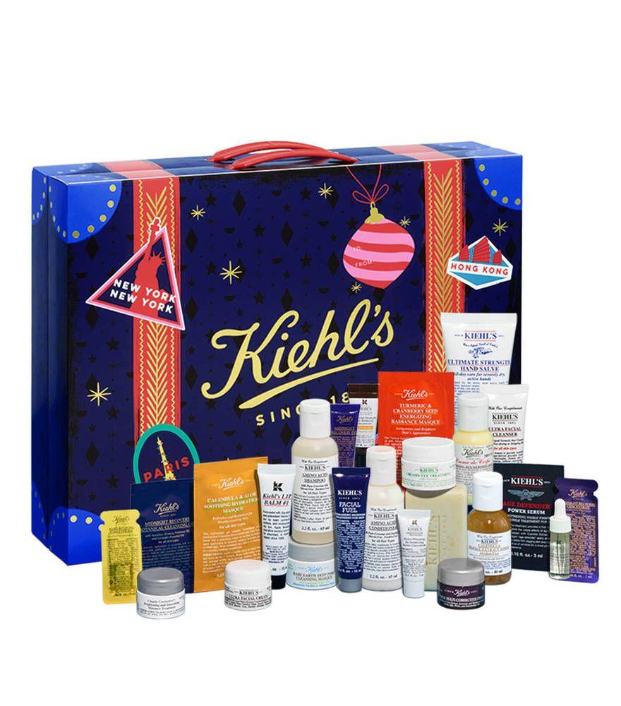 Calendrier De Lavent Kiehls 2019.Kiehl S 2018 Advent Calendar Skincare Beauty Limited Edition