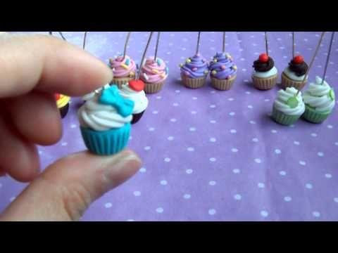 utube cupcake charms