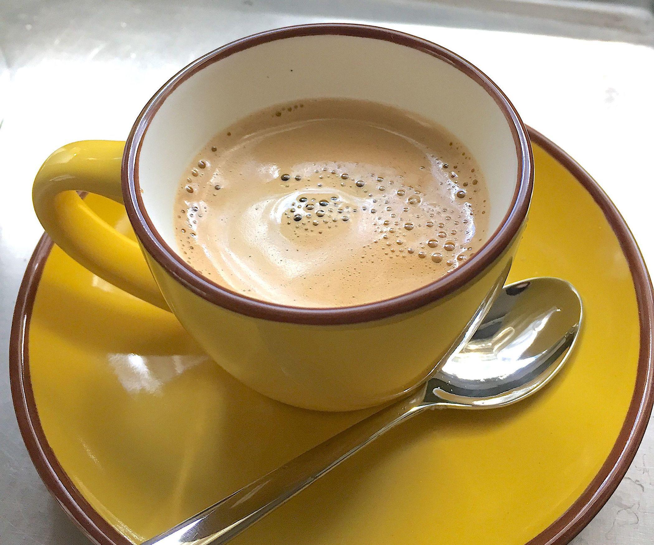 Brewing Cuban Coffee Cuban coffee, Coffee barista