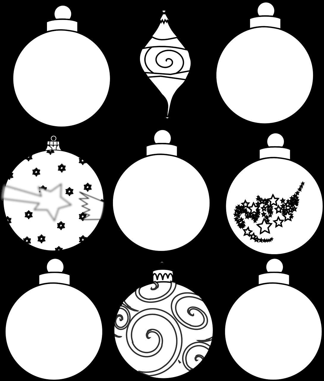 Christmas ornaments transparent image christmas ornaments