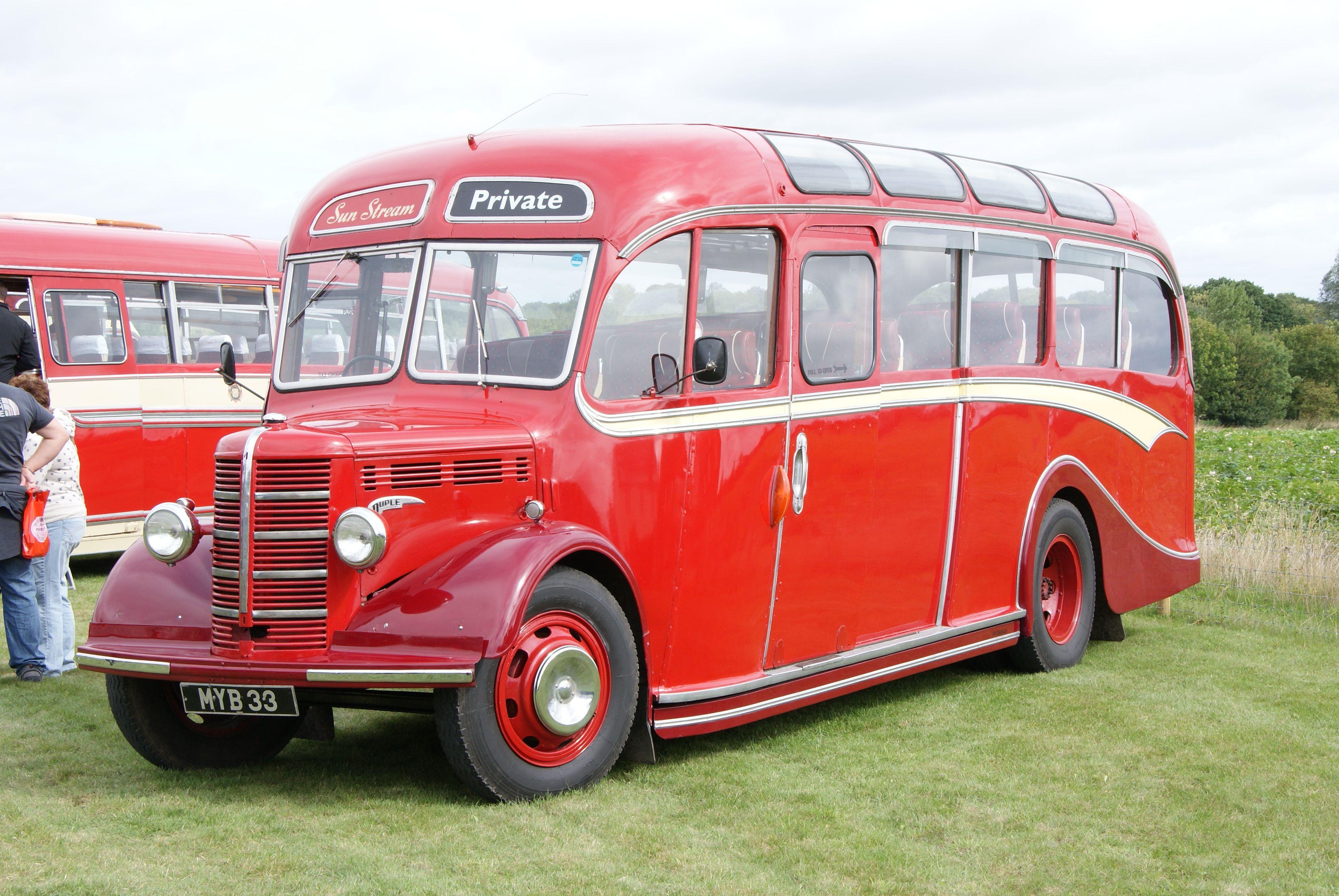 1950 Bedford OB Duple | Auto / Bus - Bedford | Pinterest ...