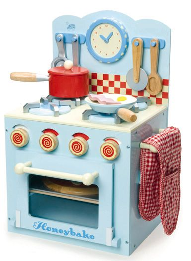 Toy Kitchen Honeybake Oven Hob