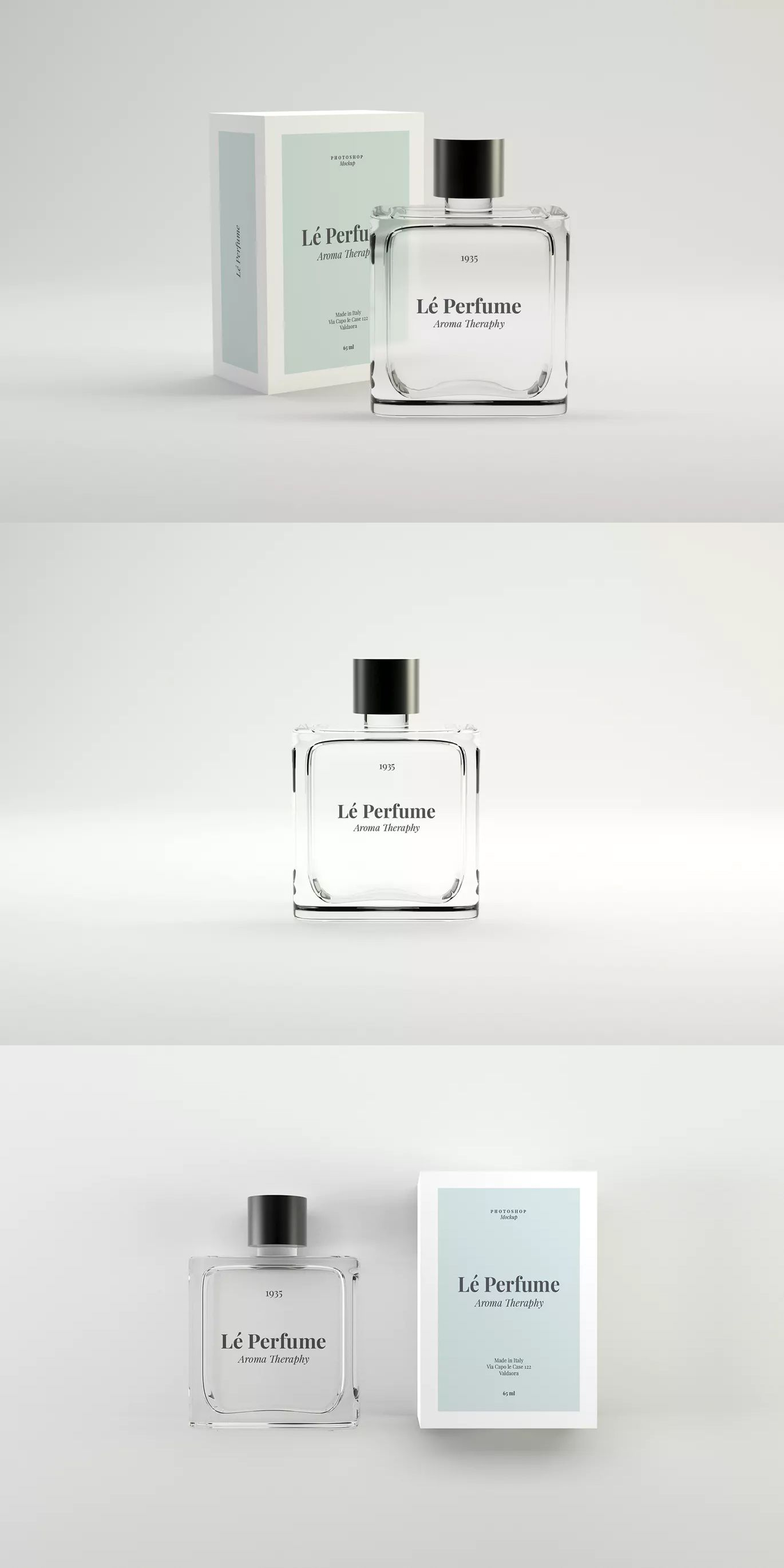 Download Perfume Mockups By Artimasa Studio On Envato Elements Perfume Mockup Envato