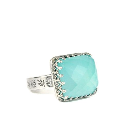 Becky Kelso Calcite Ring.