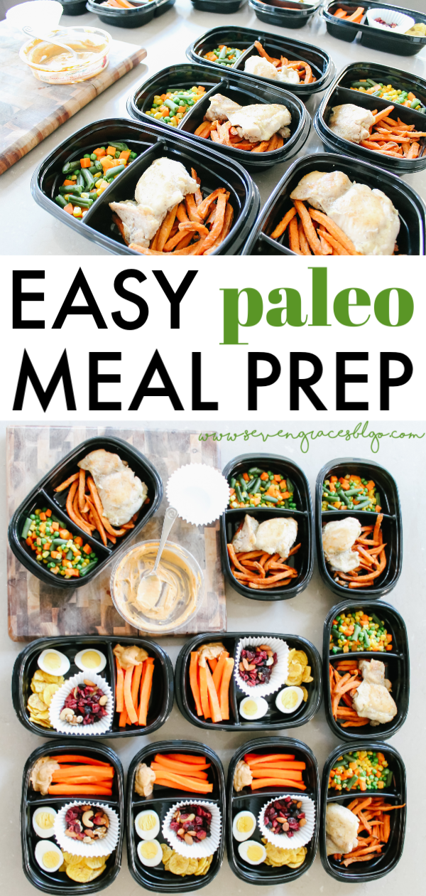 How to Meal Prep the Paleo Way images