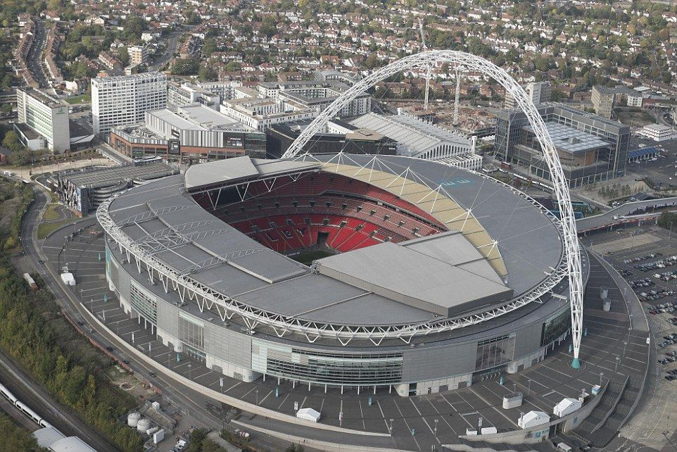 Best Wembley Then And Now Picture Special English Football 640 x 480