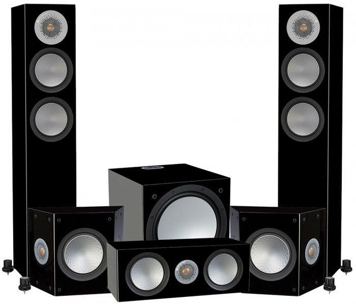 monitor audio silver 10 centre speaker