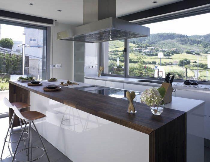 Cuines SANTOS Casa Pinterest Santos, Cocinas y Interiores - modelos de cocinas