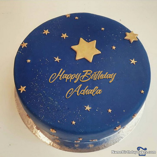 Happy Birthday Achala - Video And Images | Cake ideas | Latest