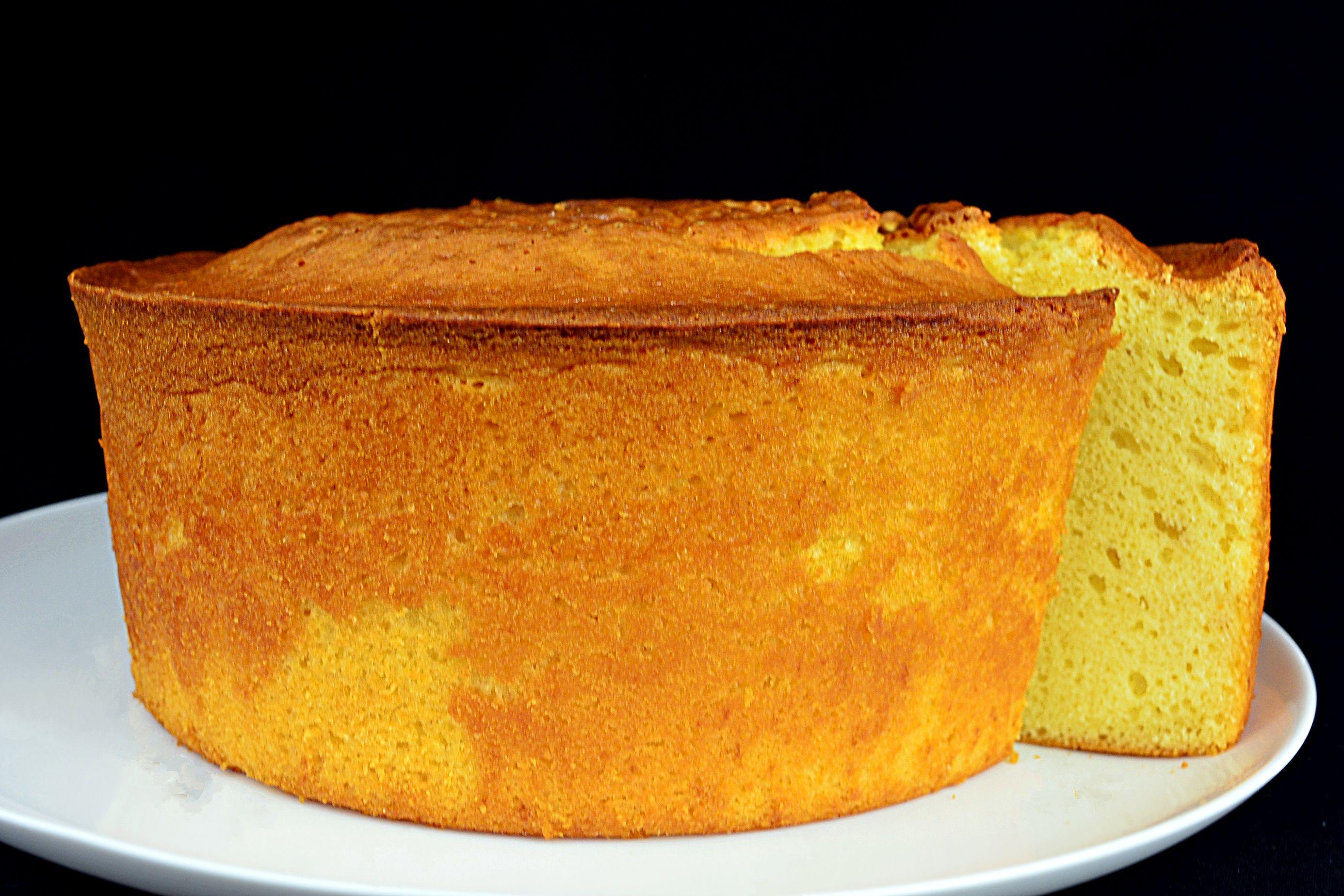 Bizcocho De Mandarina Gigante Receta Torta De Mandarina Bizcocho Torta De Cupcakes