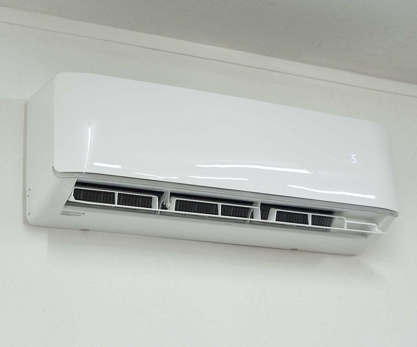 Install A Diy Mini Split Air Conditioner Heat Pump Air Conditioning Installation Air Conditioner Installation Diy Air Conditioner