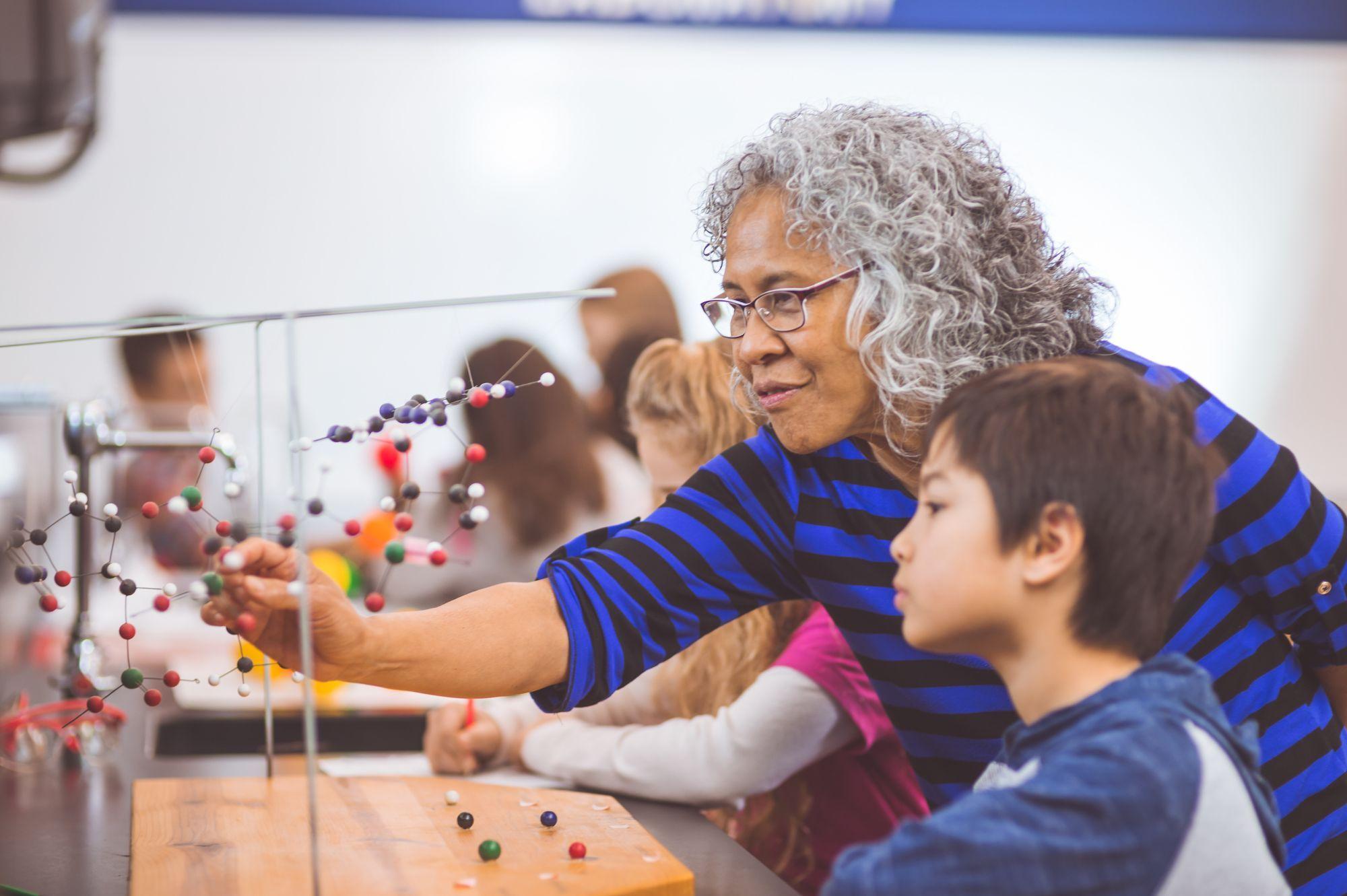 Increasing career paths for teachers teaching profession