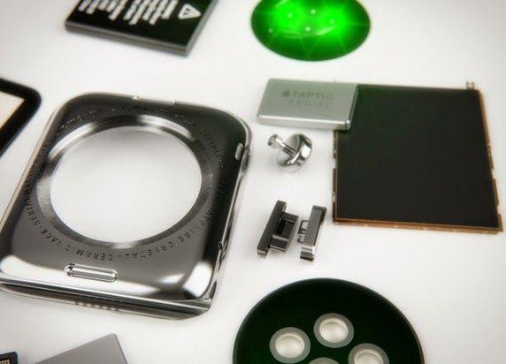 UNIVERSO NOKIA: Apple Watch Componente mal Funzionante Causa Stop ...