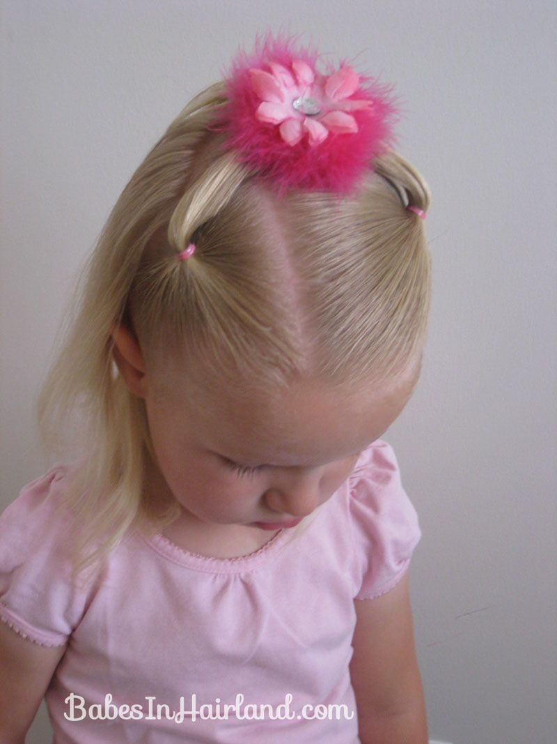 Cute toddler hairstyle peinados pinterest toddler