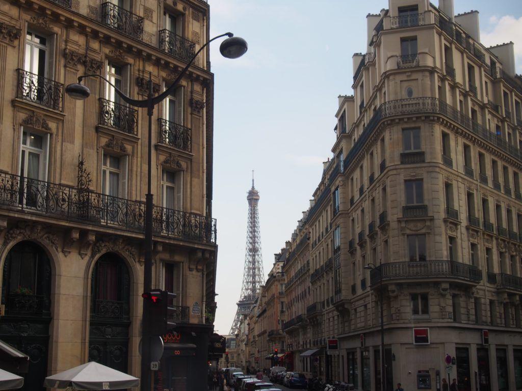 Fall in Paris! - Lost in Denmark
