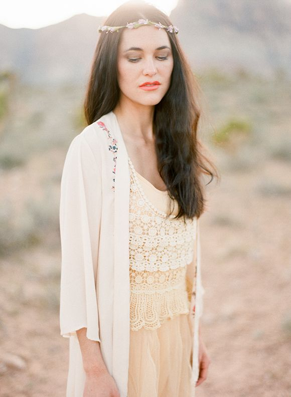 Desert Inspiration Shoot by Gaby J Photography
