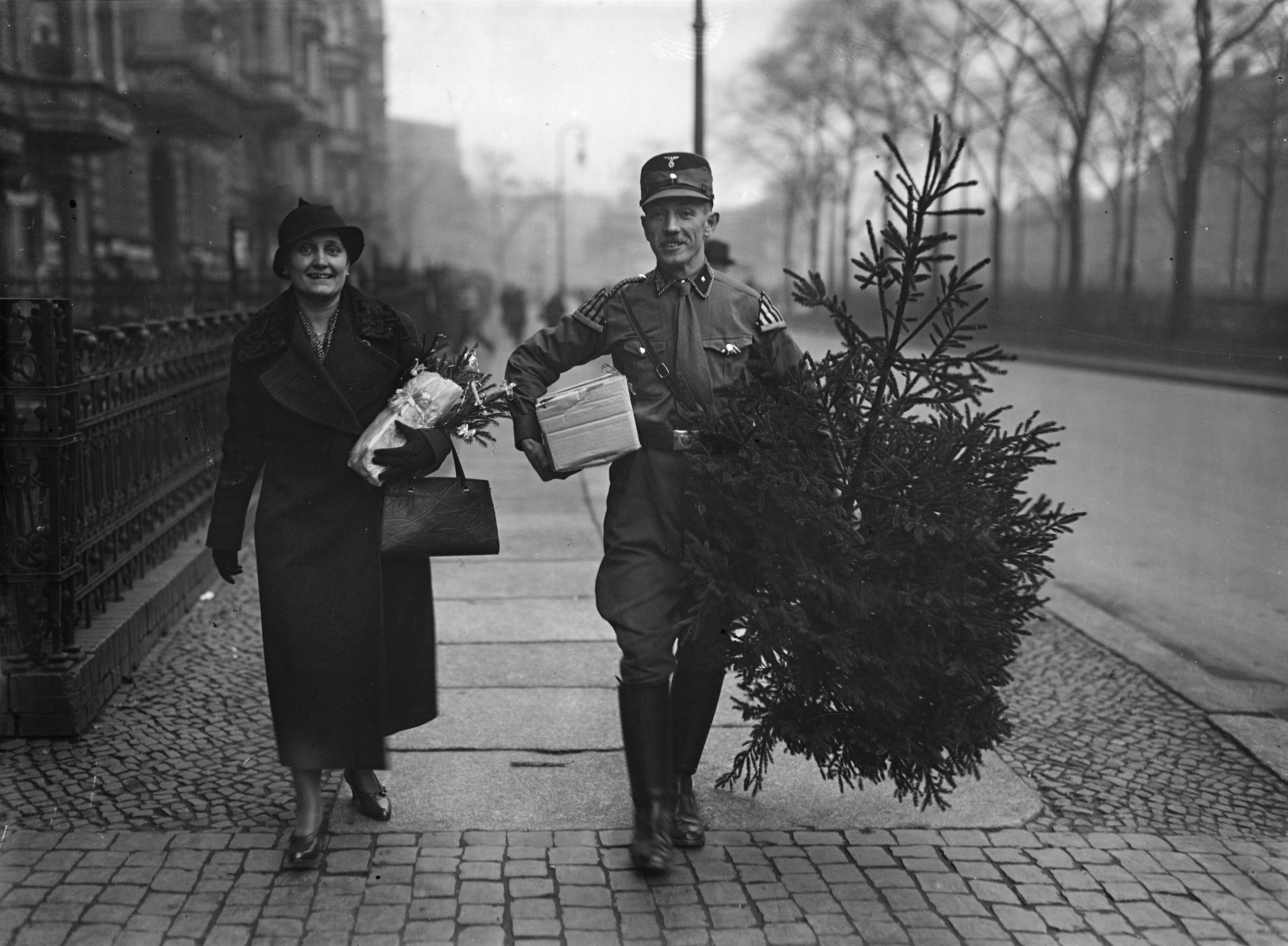 Weihnachten Hakenkreuz
