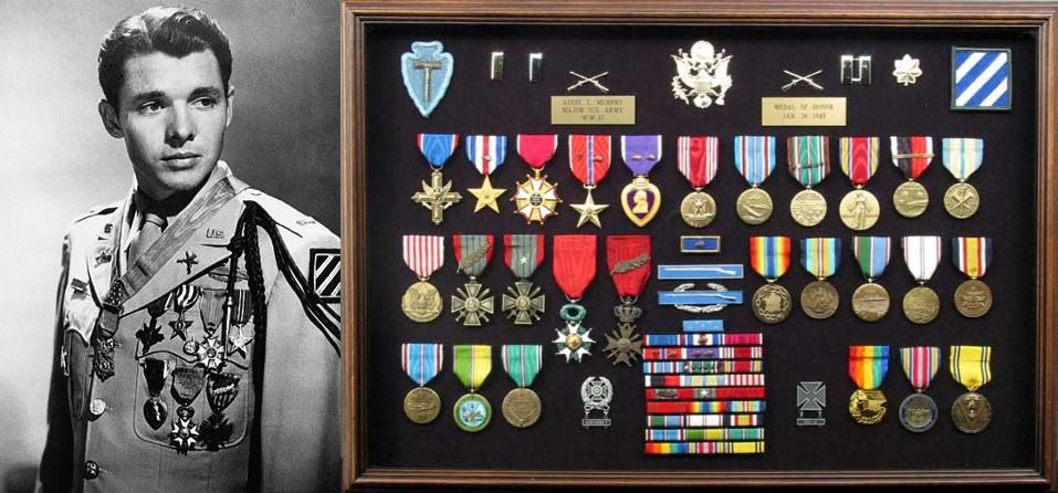 the life of service of audie murphy Audie murphy was one of the most famous world war ii veterans in america   murphy eventually earned 37 honors for his brave military service, including.