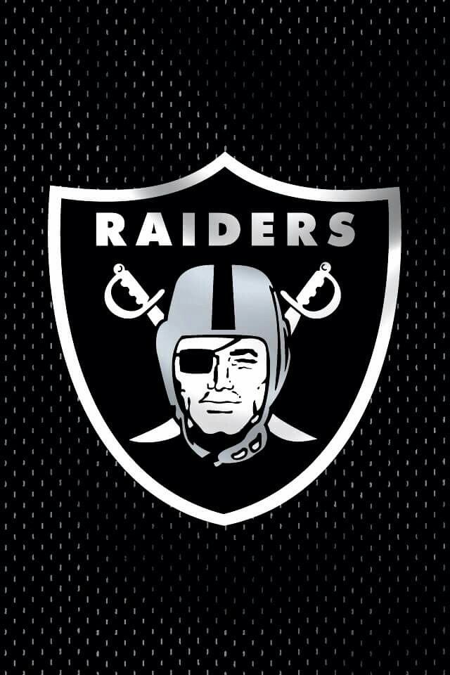 Oakland Raiders wallpaper iphone Oakland raiders logo