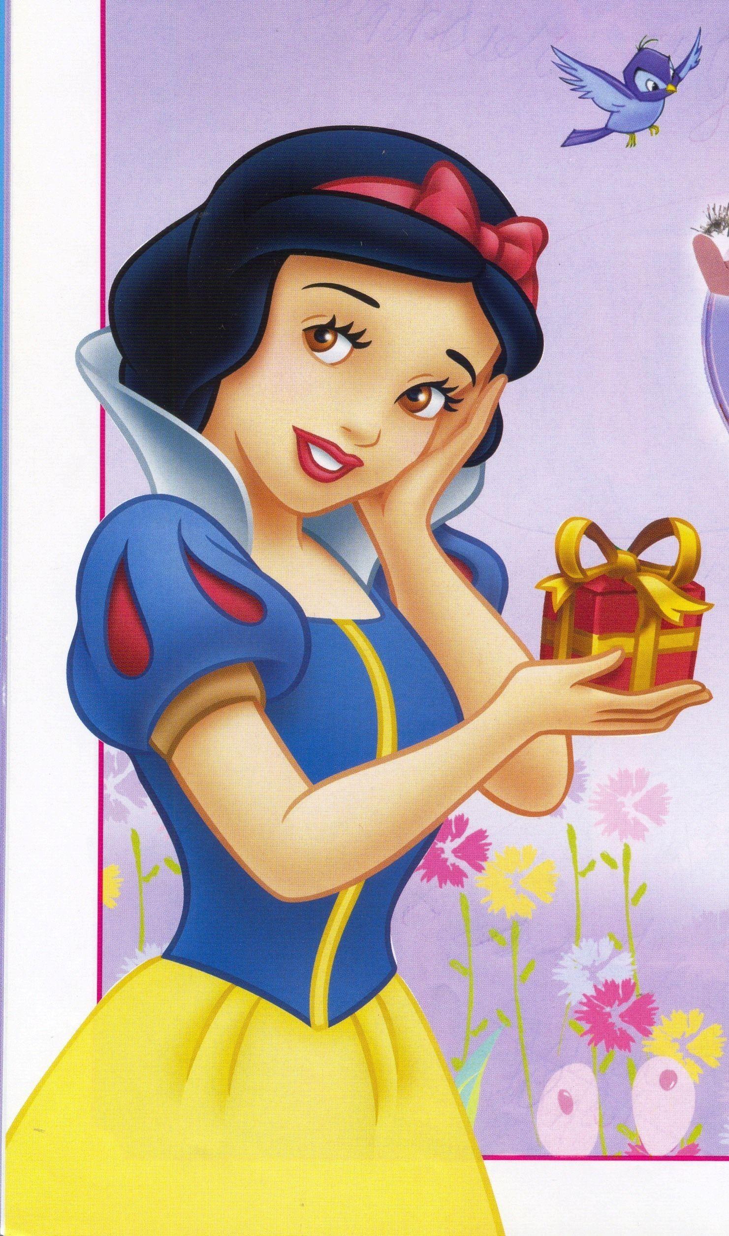 Disney Princess Snow White Description from Disney