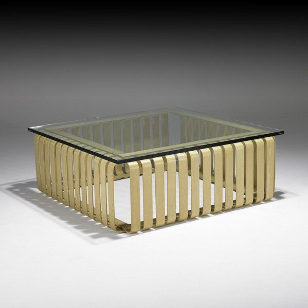 905 Frank Gehry Icing Coffee Table On