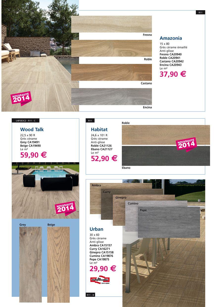 Vm Materiaux Terrasse Materiaux Catalogue