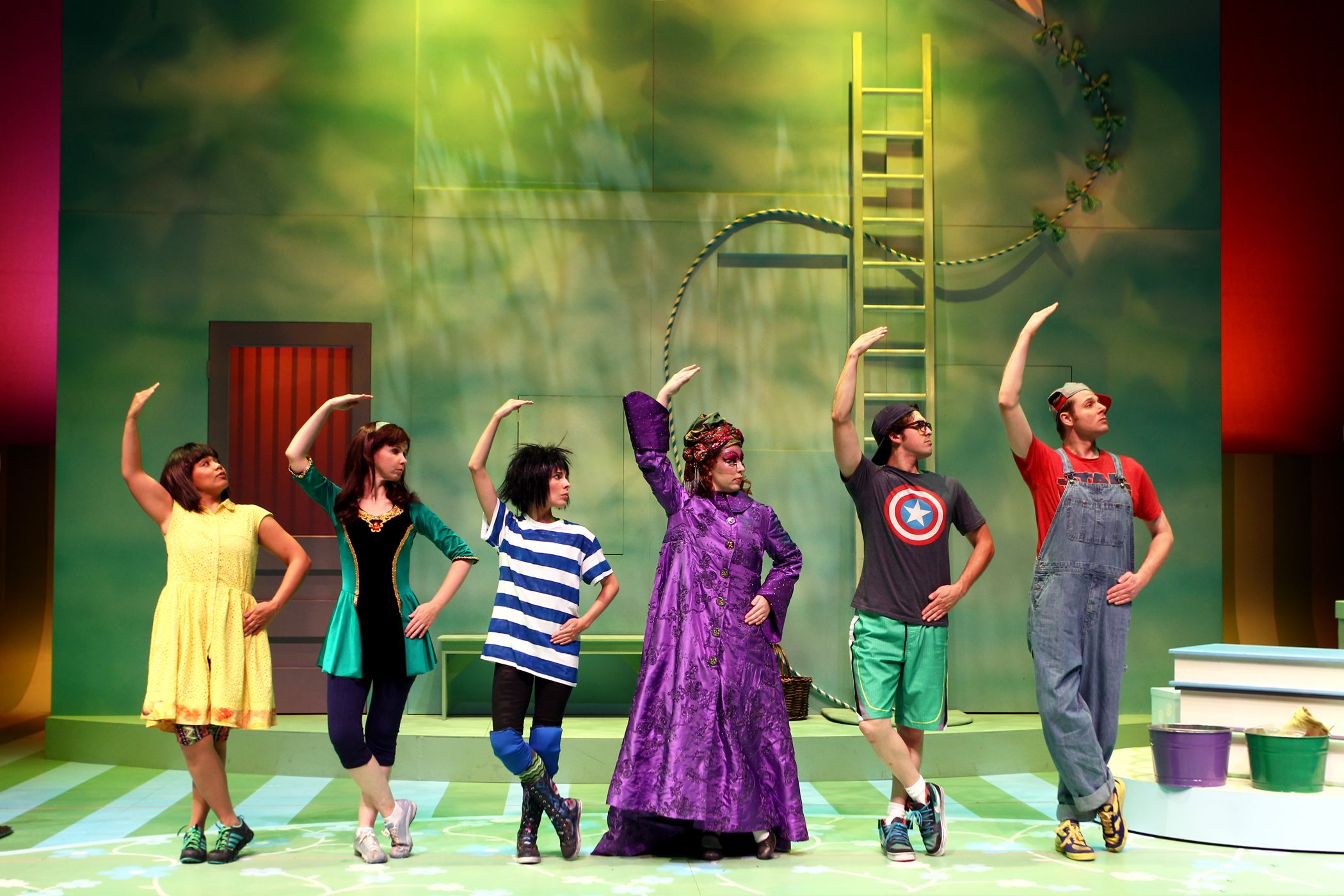 Press Information For Ivy Bean The Musical Theatre For Young