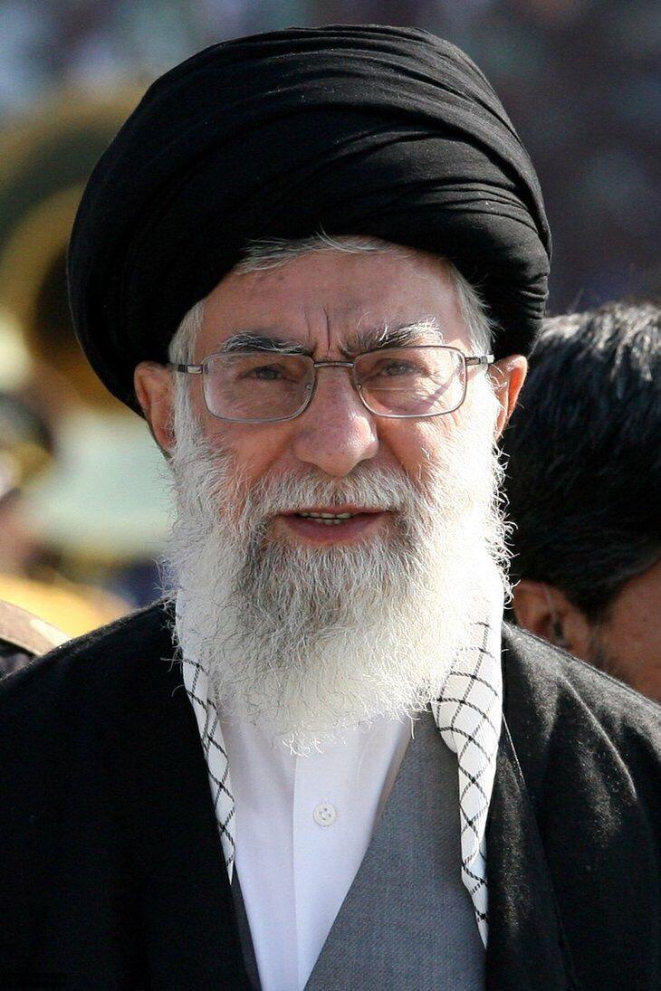 Khamenei Ir Dictator Leader Iran