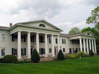 Cedarhurst Mansion Cedarhurst Mansion Cottage Grove Minnesota Courtesy Herb Grika American Architecture Mansions House Styles