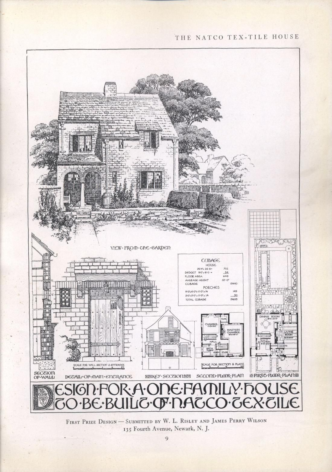 The Natco tex-tile house : National Fireproofing Co. : Free ... on ground zero plan, brooklyn bridge park plan, green plan, woolworth building plan, sharp plan, texas plan, museum floor plan, south street seaport plan,