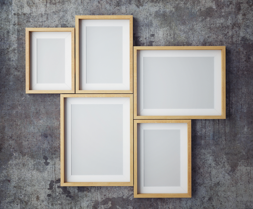 5 Design Tips For Condo Photo Hanging Photo Collage Template