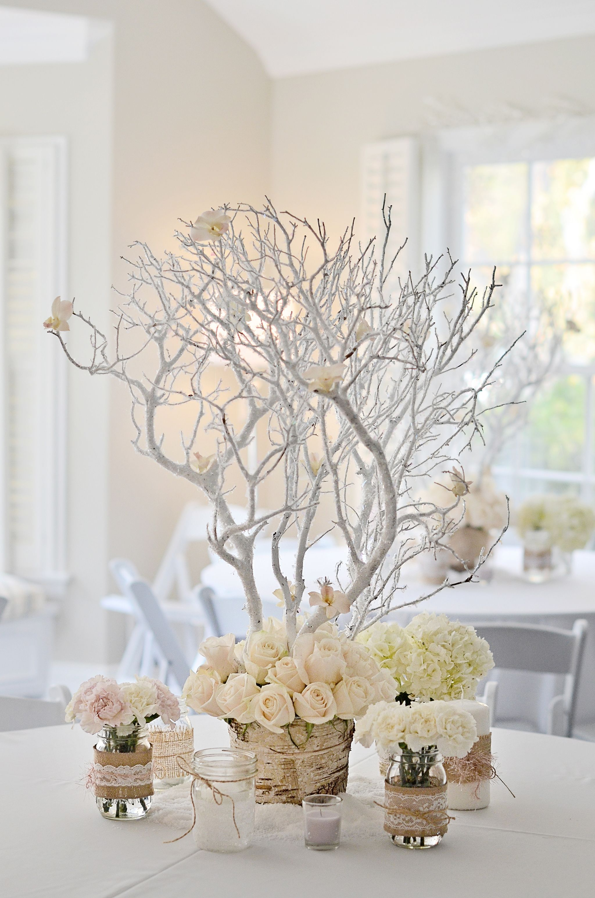 How to Plan the Perfect Winter Birthday Party | Centerpieces, Winter ...